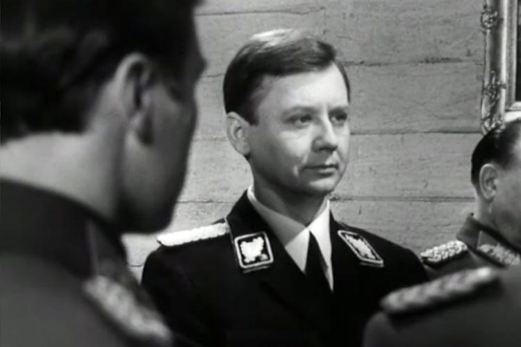 Роль нациста Шелленберга отмечалась кинокритиками больше других.