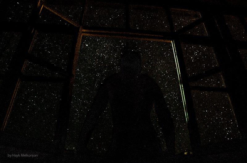 Возвращение к себе... Фото Айка Мелконяна