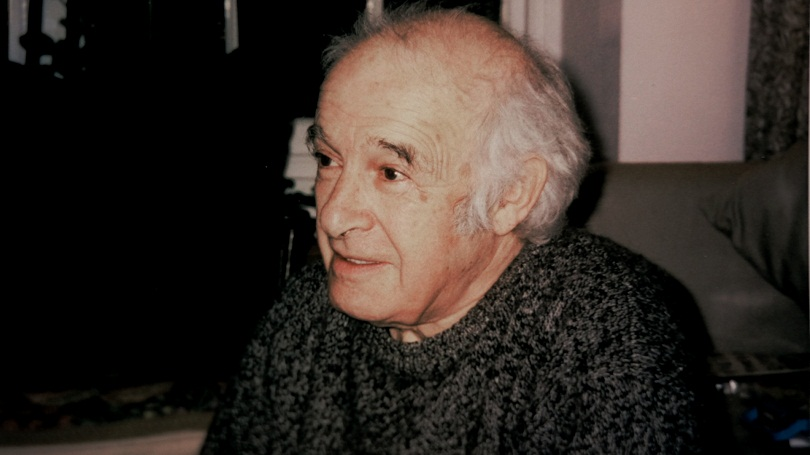Дикран (Тигран) Тахта, школьный учитель математики Стивена Хокинга