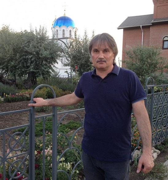 Микаэл Антонян, Заслуженный художник Российской Федерации. Фото:unionart76.ru