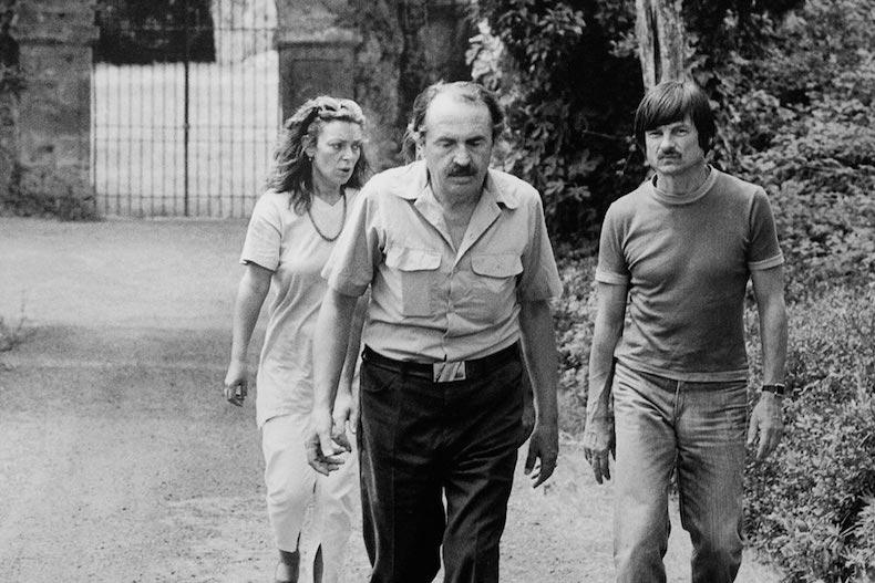 Тонино, Лора и Андрей Тарковский. Фото trip-point.ru