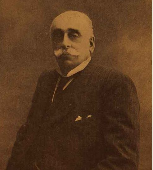 Погос Нубар Паша (1851-1930). Фотоovenk.com