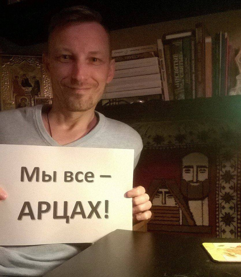 """Главный редактор портала """"Наша среда"""" Виктор Коноплев"""