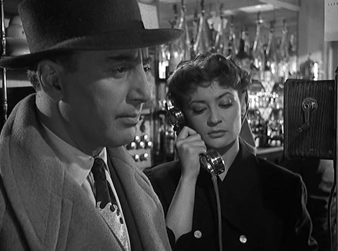 """Грегуар Аслан в ленте """"Этот человек опасен"""" (1953)"""