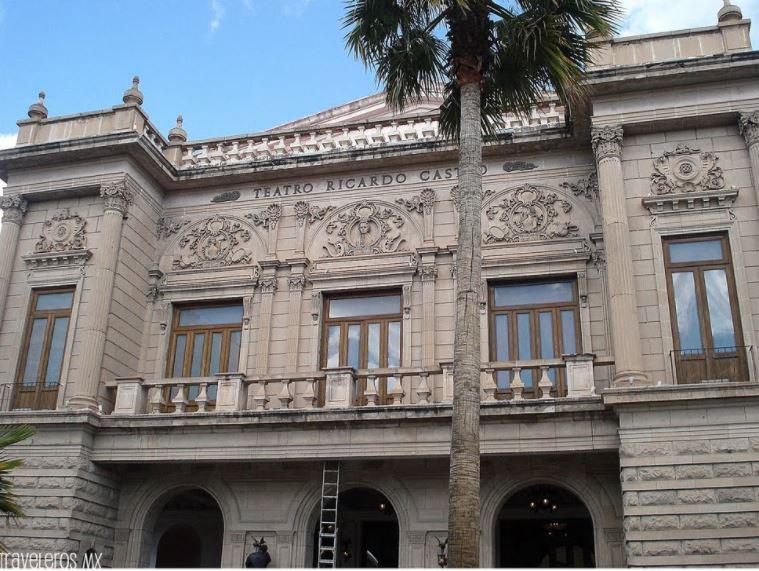 Театр в Дуранго имени Рикардо Кастро. Фото static.panoramio.com