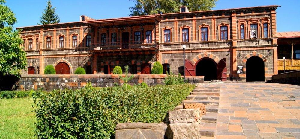 Дом семьи Дзитохцянц