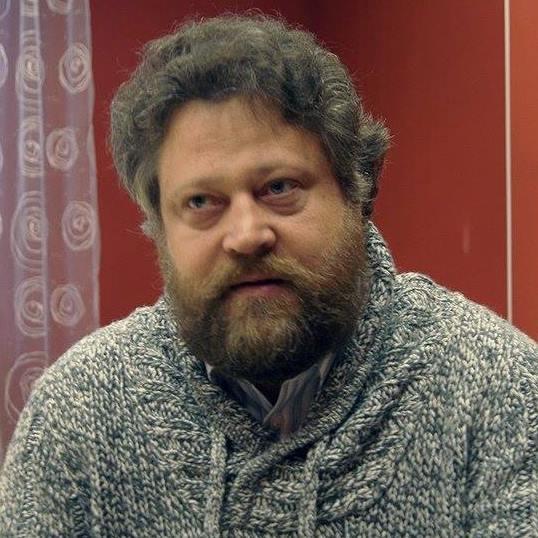 Поэт, переводчик Павел Черкашин.