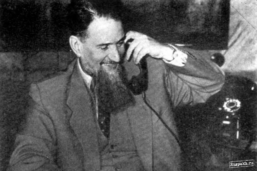 Игорь Васильевич Курчатов. Фотоpbs.twimg.com