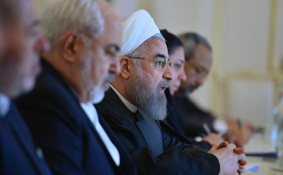 ВизитПрезидентаИранской исламской республики Хасана Роухани в Армению в декабре 2016 года ознаменовал новый этап взаимоотношений двух стран. Фото armedia.am