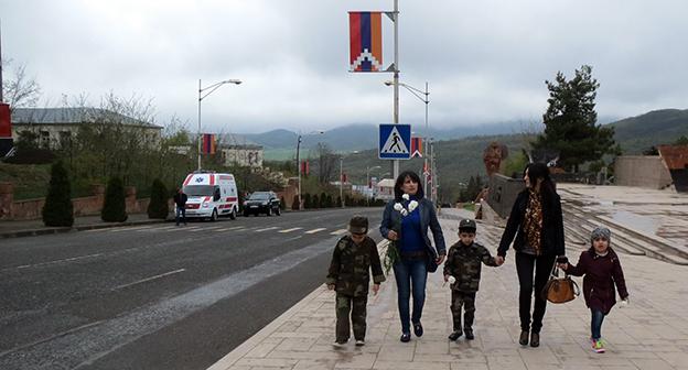 В Арцахе негероев нет. Фотоkavkaz-uzel.eu Алвард Григорян