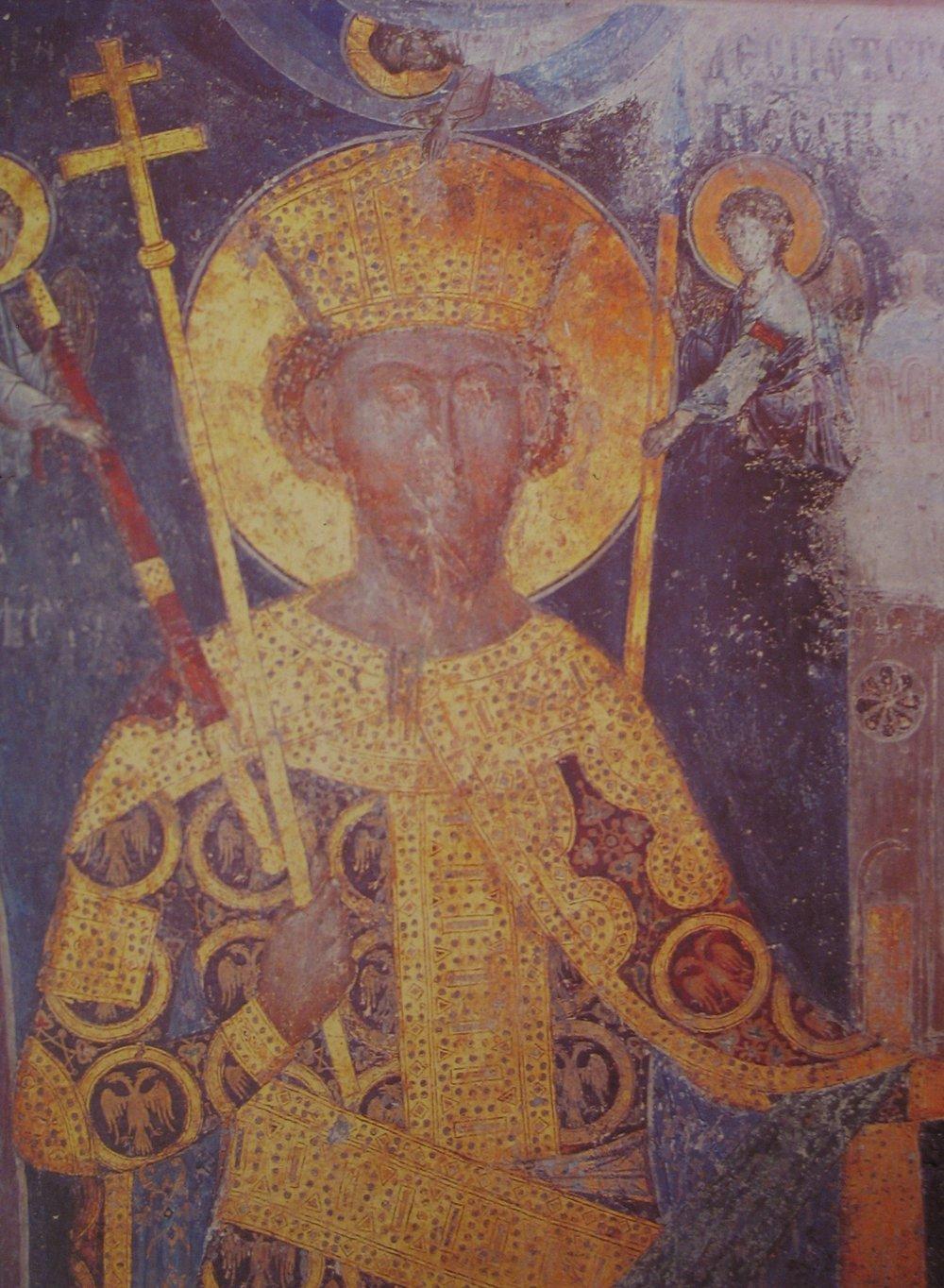 Стефан превратил вассальное княжество Сербию, находящуюся на грани полной потери государственности, в богатую деспотию, страну, в которой процветали искусство и культура.