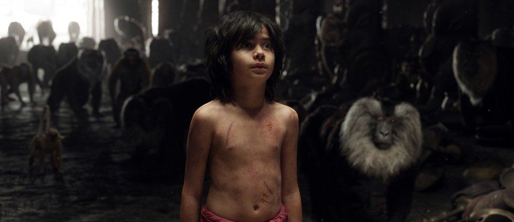 Сцена из фильма Энди Серкиса «Маугли». theplaylist.net