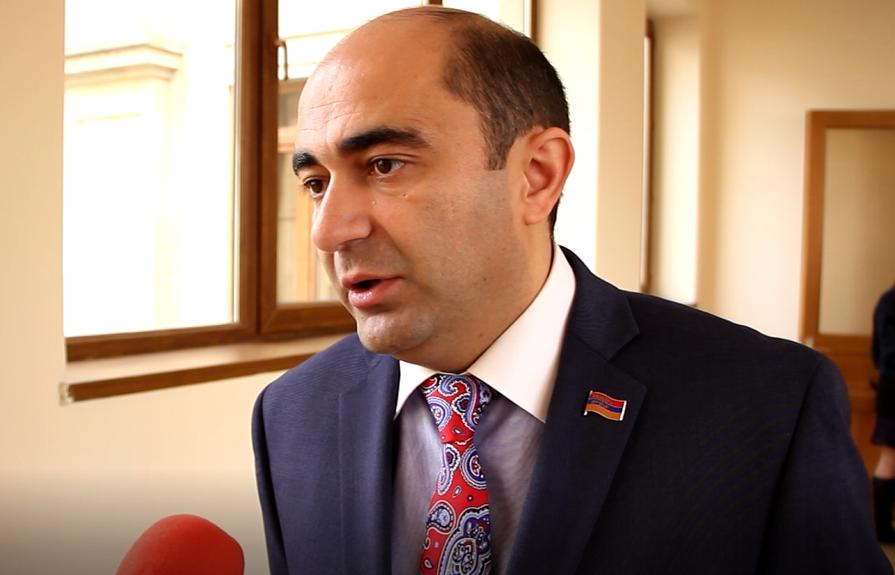"""Лидер """"Просвещенной Армении"""" Эдмон Марукян. shabat.am"""