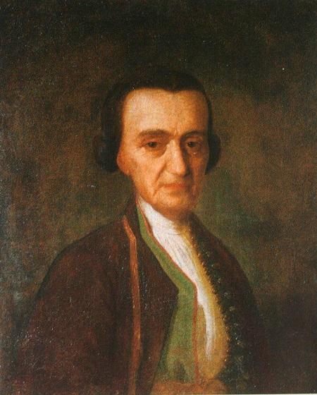 Иван Аргунов. Портрет Л.Н. Лазарева, 1760-е
