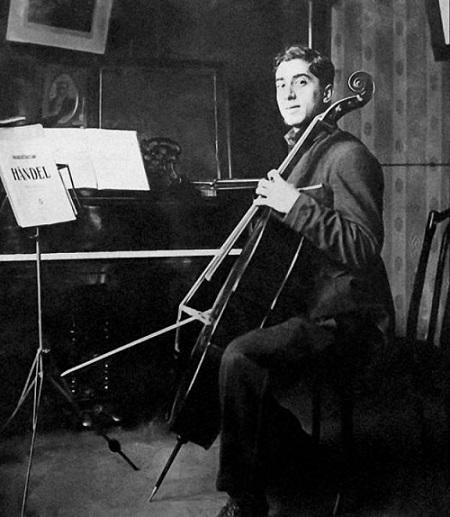 Арам Хачатурян в Гнесинском музыкальном училище, 1920-е