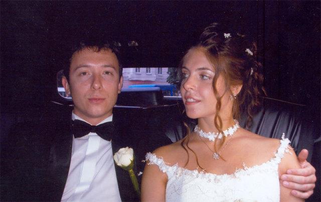 Анна и Егор Симачев