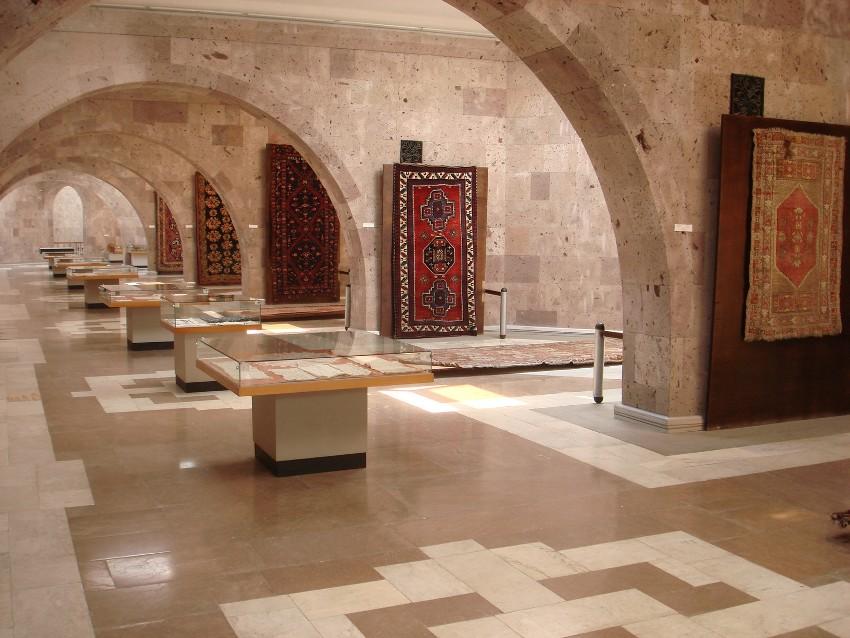 Этнографический музей в Сардарапате. Фотоagentika.com