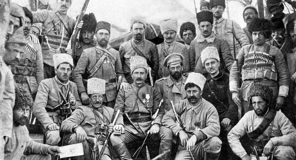 Андраник Озанян (Полководец Андраник) —один из лидеров армянского национально-освободительного движения конца XIX –начала XX веков, национальный герой армянского народа