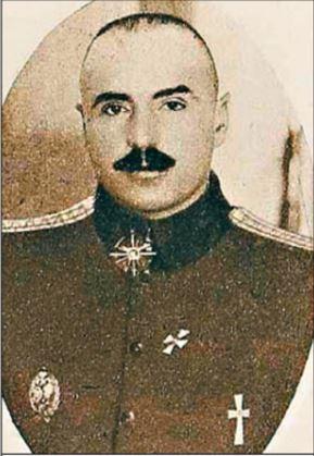 Генерал Яков Багратуни. Фотография из архива Марины и Гамлета Мирзоян