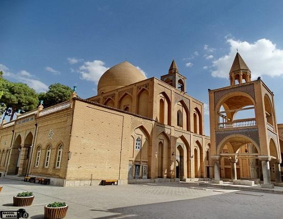 Собор Святого Христа Всеспасителя в Иране