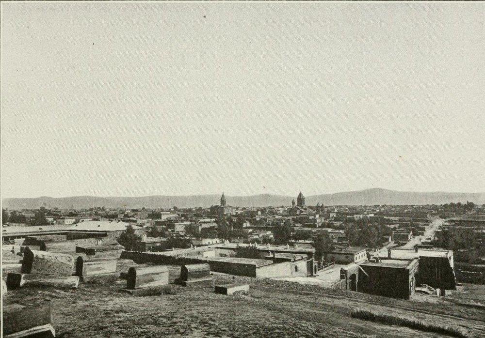 Александрополь в 1901 году