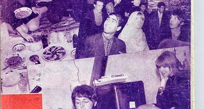 Пол Маккартни и Джейн Эйшер.Тегеран, 1968 |armeniasputnik.am