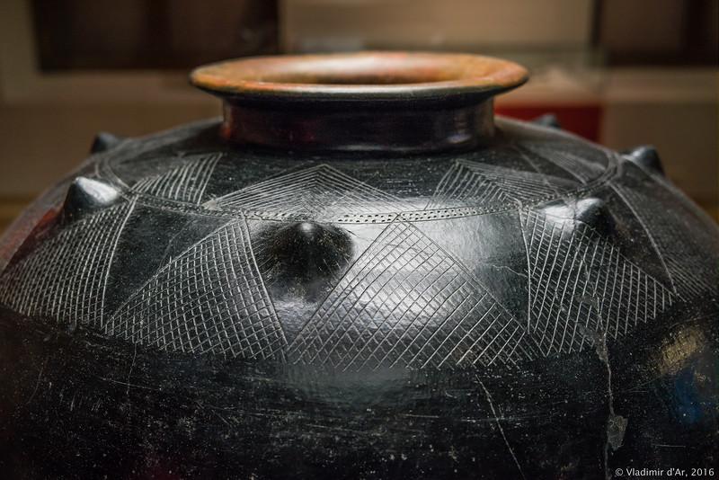 Карас.Конец VI – начало III тыс. до н. э. Шенгавит. Глинаǁarmenia-am.livejournal.com