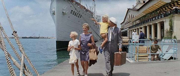 Кадр из фильма«Бриллиантовая рука»