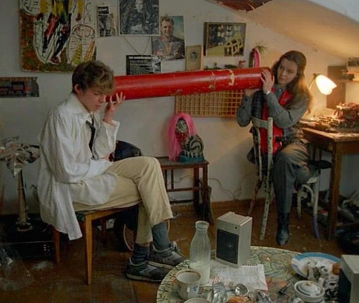 Кадр из фильма «Асса» | filmpro.ru