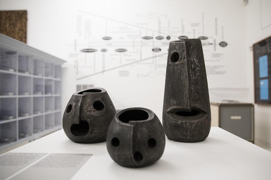 Работа Вадима Сидура из экспозиции выставки | фото предоставлено организаторами