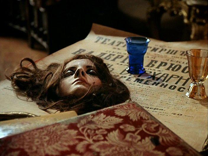Кадр из фильма «Господин оформитель»