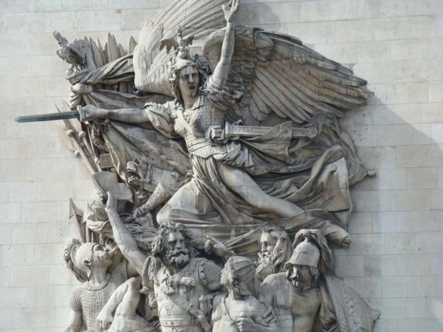 Скульптурная группа «Марсельеза» | wikipedia.org