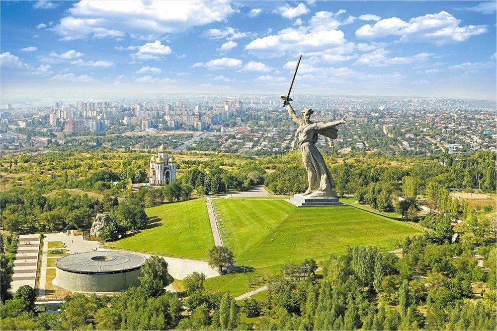Общий вид монумента | dovga.net