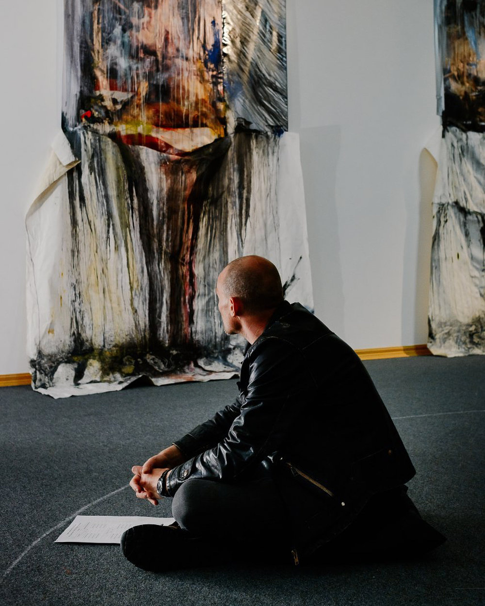 Выставка выпускников Школы Родченко «Тестовая группа» | @rodchenko_artschool, instagram.com