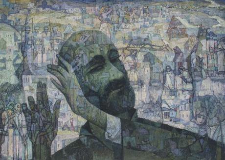 Картина Людвига Берберяна, Национальная галерея Армении