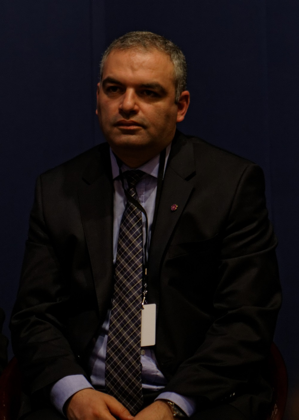 Айк Демоян | wikipedia.org
