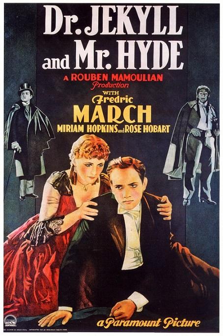 Постер фильма «Доктор Джекилл и мистер Хайд»