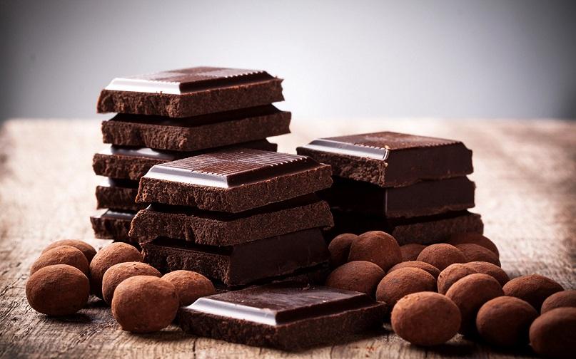 День шоколада был придуман и впервые проведен французами в 1995 году. Фото:1zoom.ru