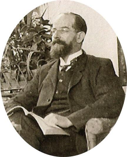 Василий Петрович Кочубей. 1906 ǁ  tsarselo.ru