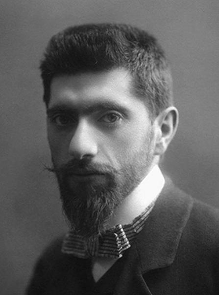 Александр Таманян.Санкт-Петербург, 1903 ǁimyerevan.com