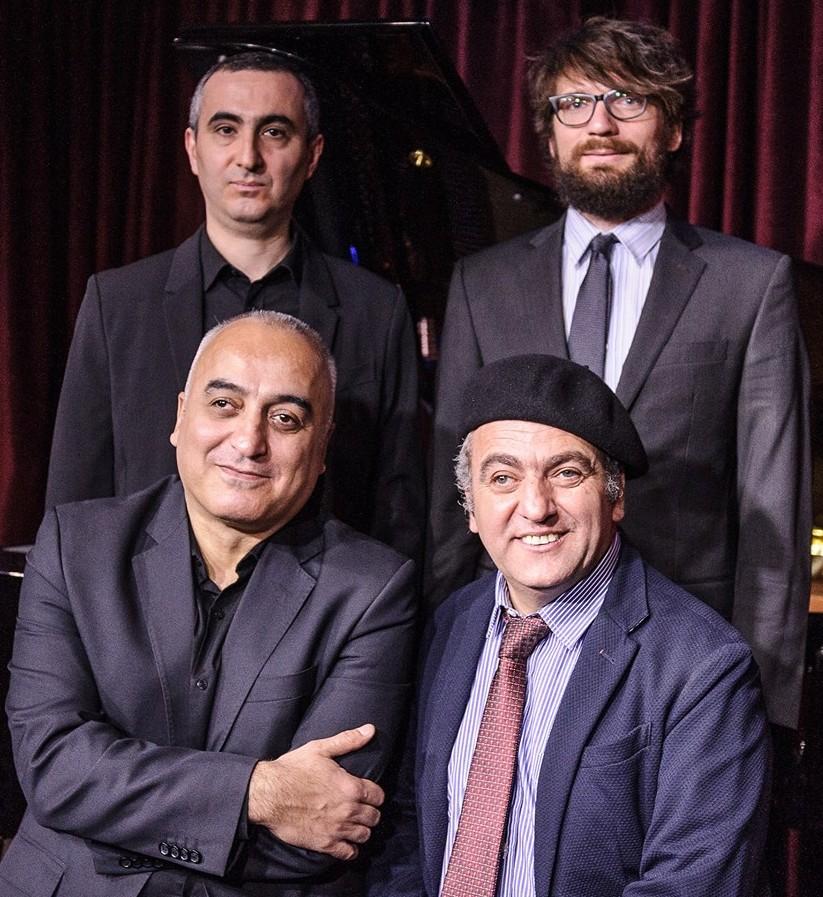 Коллектив VAN Quartet   facebook.com