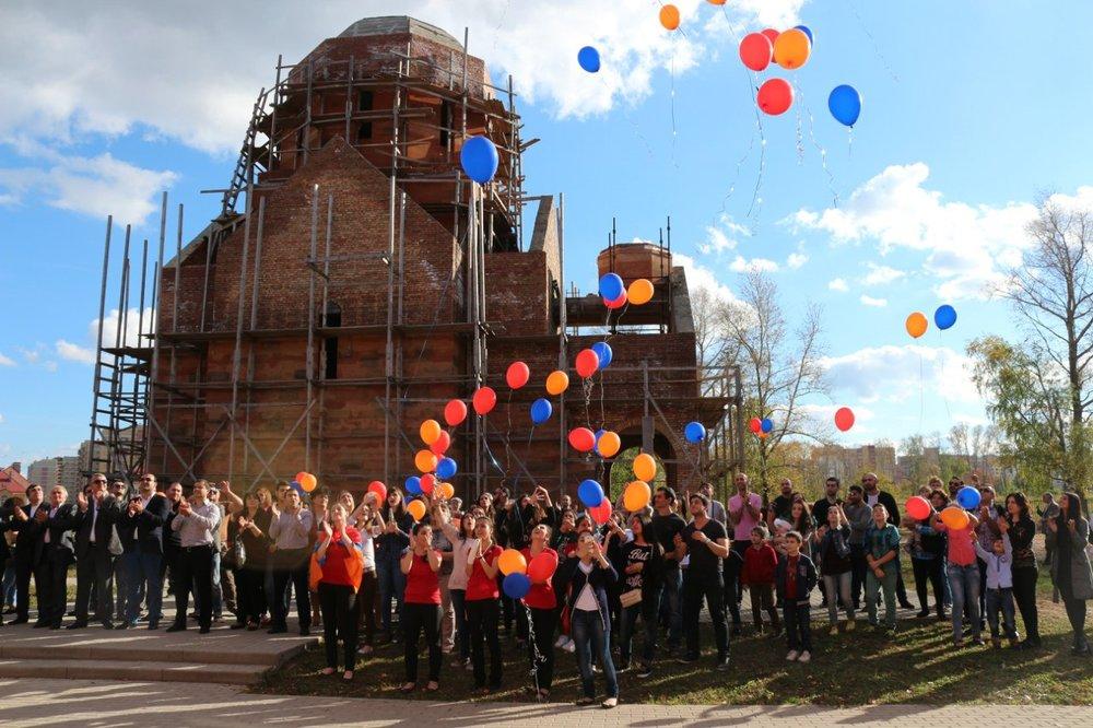 Открытие воскресной школы в Ярославле | armdiaspora76.ru