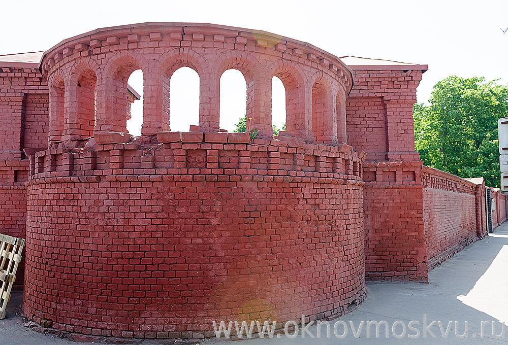 Забор армянского кладбища | oknovmoskvu.ru