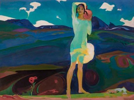 «Весна» 1967 года, Национальная Галерея Армении, Ереван