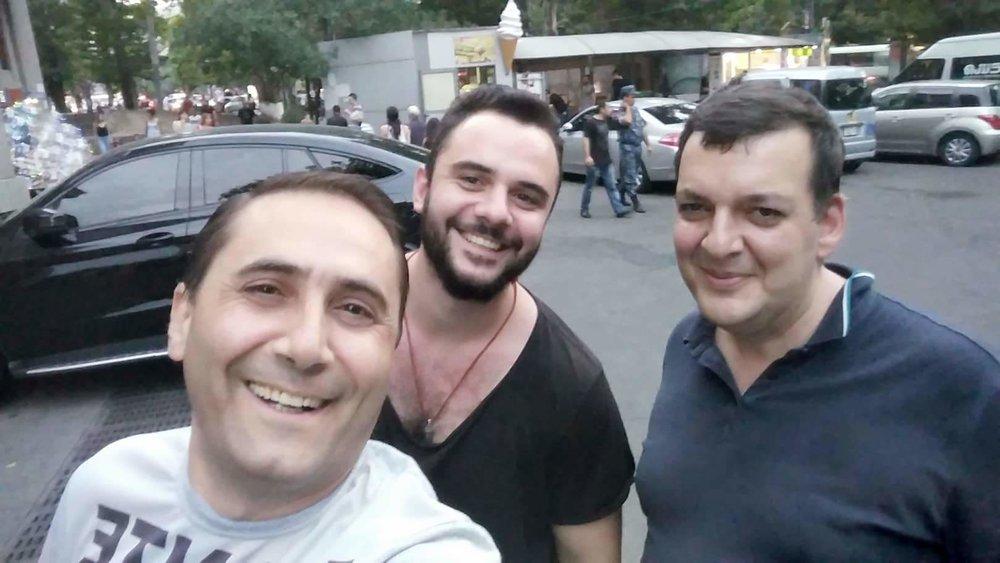 Фотография на странице Тиграна Кочаряна | facebook.com