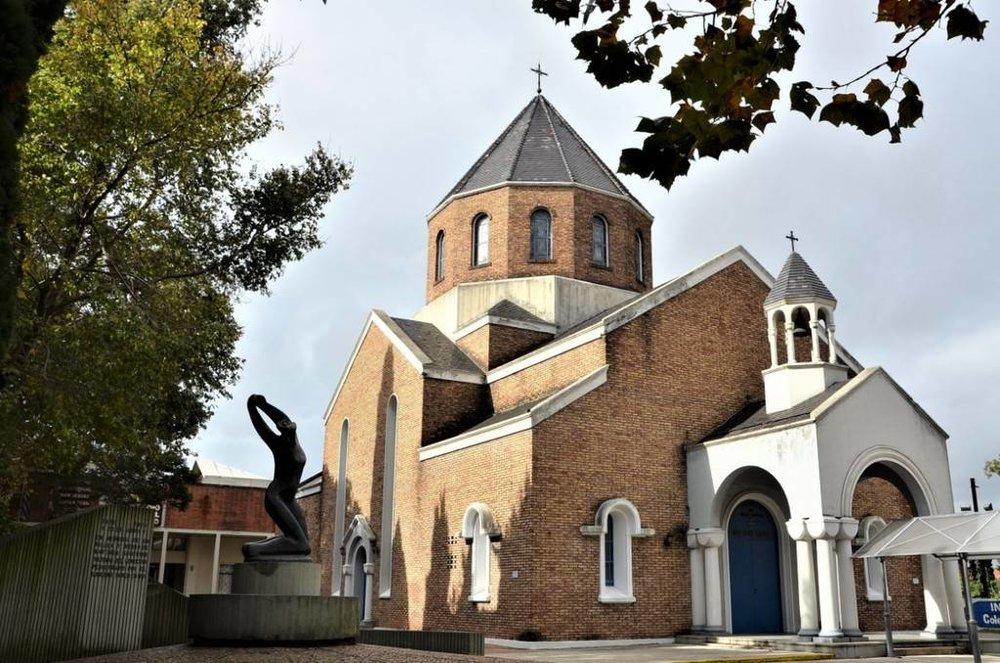 Армянская церковь в Монтевидео ©Александр Лапшин | puerrtto.livejournal.com