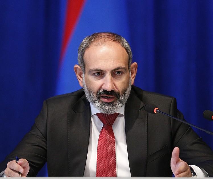 Никол Пашинян | primeminister.am