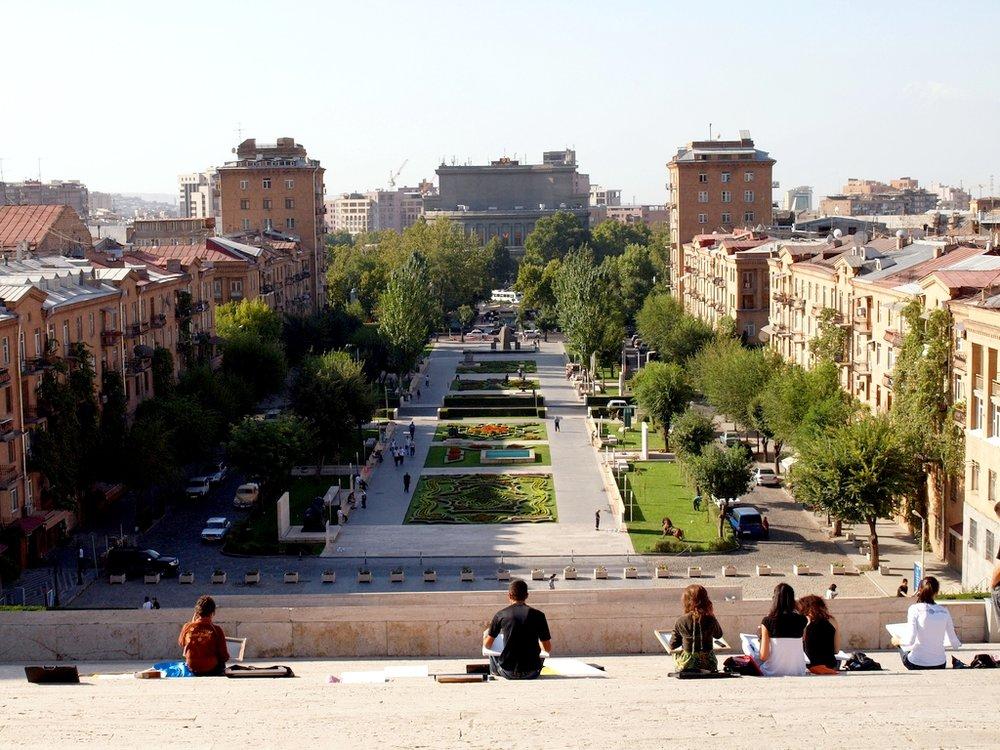 Ереван | ReflectedSerendipity, flickr.com