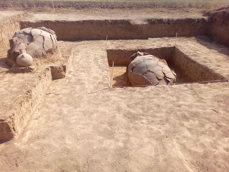 Погребения в карасах | artsakhpress.am