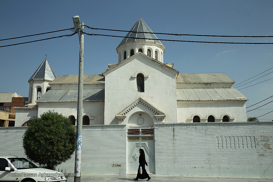 Армянская церковь в Абадане | tripyar.com